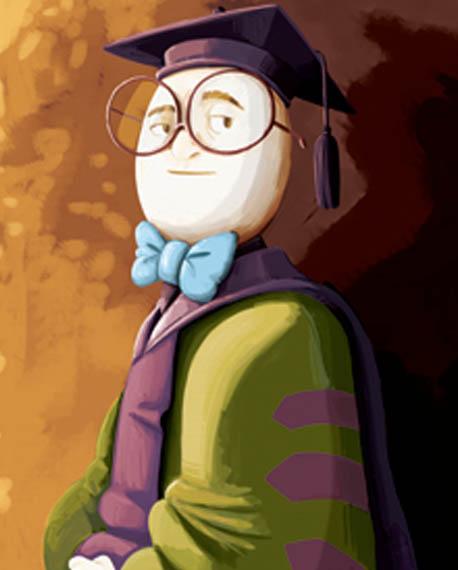 Professor Egghead