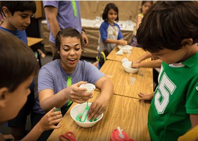 Professor Egghead Hands on Science Enrichment Program