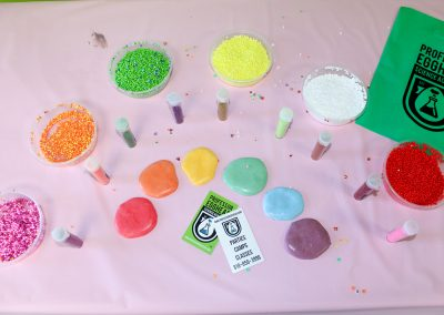 Professor Egghead Slime Party Station