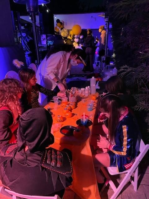 Professor Egghead Science Birthday Party